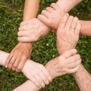 Händen halten