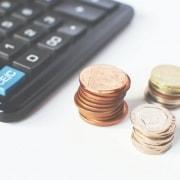 Rechner-Zahlen-Münzen